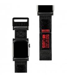 UAG Active Strap для Apple Watch 44/42[Black]