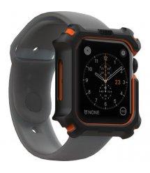 UAG Чехол для Apple Watch 44 Case[Black/Orange]