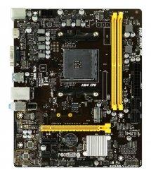 Материнcкая плата Biostar B450MH sAM4 B450 2xDDR4, M.2, HDMI-VGA, mATX