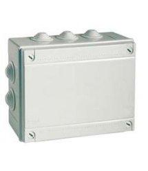Коробка DKC распред. с каб. вводами, накладной монтаж, 300х220х120мм, IP55