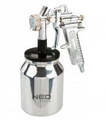 Пистолет-распылитель NEO, нижний бачок, 1л, 1.4 мм