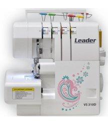 Оверлок Leader VS 310D, 100 Вт, 10-20 операций