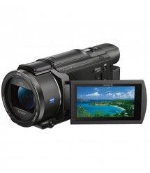 Цифр. видеокамера 4K Flash Sony Handycam FDR-AX53 Black