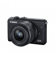 Цифр. фотокамера Canon EOS M200 + 15-45 IS STM Black