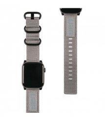 UAG Nato Strap для Apple Watch 40/38, Grey