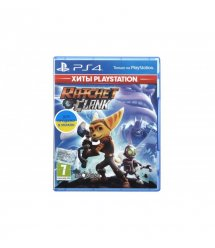 Игра PS4 Ratchet & Clank (Хиты PlayStation) [Blu-Ray диск]