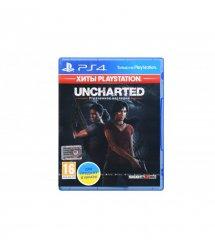 Игра PS4 Uncharted: Утраченное наследие (Хиты PlayStation) [Blu-Ray диск]