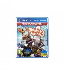 Игра PS4 LittleBigPlanet 3 [Blu-Ray диск]