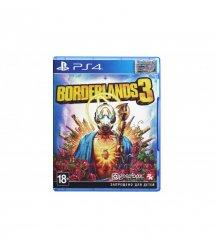 Игра PS4 Borderlands 3 [Blu-Ray диск]