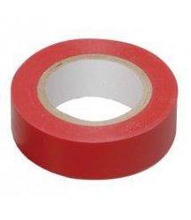 Изолента DKC 0.15X19 25м, красная