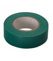 Изолента DKC 0.15X19 25м, зелёная