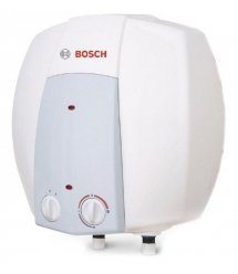 Водонагреватель электрический Bosch Tronic 2000 T Mini ES 010 B, над мойкой, 1,5 кВт, 10 л