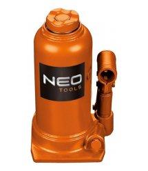 Neo Tools Домкрат гидравлический бутылочный 5Т