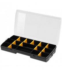 Ящик инструментальный (кассетница) 21 х 11,5 х 3,5 см 17 отделений