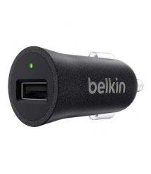 Belkin Car Charger 12W USB 2.4A, Mixit Metallic, black