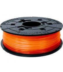 Катушка с нитью 1.75мм/0.6кг PLA XYZprinting Filament для da Vinci, прозрачный оранжевый