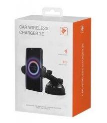 Автомобильное зарядное устройство 2E Car Windsheild Wireless Charger