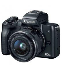 Цифр. фотокамера Canon EOS M50 + 15-45 IS STM Kit Black