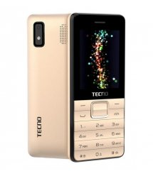 Мобильный телефон TECNO T372 Triple SIM Champagne Gold
