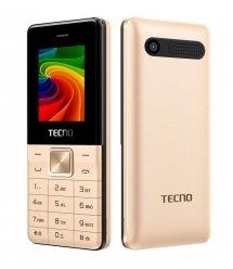 Мобильный телефон TECNO T301 Dual SIM Champagne Gold