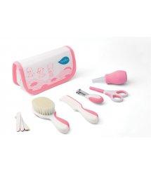 Набор по уходу за ребенком Nuvita COOL Большой 0м+ Розовый NV1136COOLPink