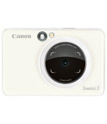 Портативная камера-принтер Canon ZOEMINI S ZV123 PW