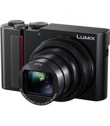 Цифр. фотокамера 4K Panasonic LUMIX DC-TZ200EE-K Black