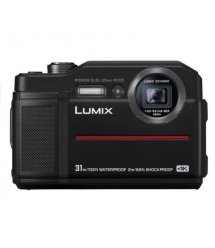 Цифр. фотокамера 4K Panasonic LUMIX DC-FT7EE-K Black