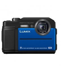 Цифр. фотокамера 4K Panasonic LUMIX DC-FT7EE-A Blue