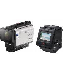 Цифр. видеокамера экстрим Sony FDR-X3000 c пультом д/у RM-LVR3