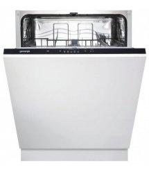 Встраиваемая посудом. машина Gorenje GV62010/60 см./ 12 компл./3 прогр./А++/полный AquaStop