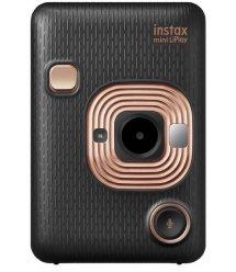 Фотокамера моментальной печати Fujifilm INSTAX Mini LiPlay Elegant Black