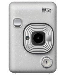 Фотокамера моментальной печати Fujifilm INSTAX Mini LiPlay Stone White