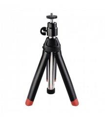 """Универсальный монопод/штатив для смартфонов, фотокамер, GoPro, """"Multi 4in1"""", 20-90 см, цвет черный"""