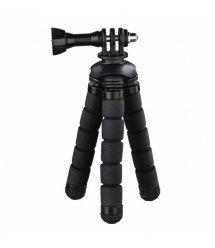 """Мини-штатив НАМА """"Flex"""" для смартфонов и GoPro, 14 см, цвет черный"""