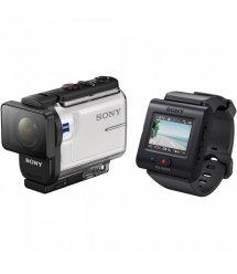 Цифр. видеокамера экстрим Sony HDR-AS300 c пультом д/у RM-LVR3