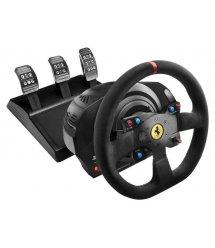 Руль и педали для PC/PS4/PS3®Thrustmaster T300 Ferrari Integral RW Alcantara edition