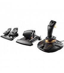Джойстик Thrustmaster для PC T-16000m fcs Flight Pack