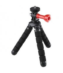 "Мини-штатив НАМА ""Flex 2in1"" для фотокамер и GoPro, 14 см"