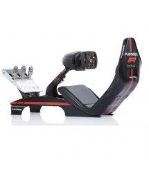Кокпит с креплением для руля и педалей Playseat® F1 - Black *Official Licensed Product