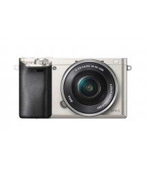 Цифр. фотокамера Sony Alpha 6000 kit 16-50mm Silver