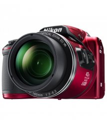 Цифр. фотокамера Nikon Coolpix B500 Red