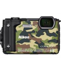 Цифр. фотокамера Nikon Coolpix W300 Camouflage