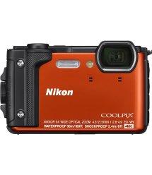 Цифр. фотокамера Nikon Coolpix W300 Orange