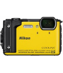 Цифр. фотокамера Nikon Coolpix W300 Yellow