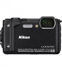 Цифр. фотокамера Nikon Coolpix W300 Black