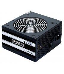 Блок питания CHIEFTEC RETAIL Smart GPS-450A8,12cm fan,a/PFC,24+4,2xPeripheral,1xFDD,3xSATA,1xPCIe