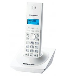 Радиотелефон DECT Panasonic KX-TG1711UAW White