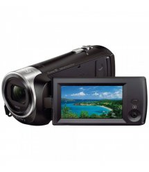 Цифр. видеокамера HDV Flash Sony Handycam HDR-CX405 Black