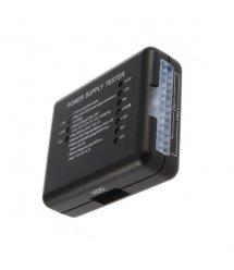 Тестер для диагностики блока питания 4pin/6pin/8pin/20pin/24pin/Floppy/SATA